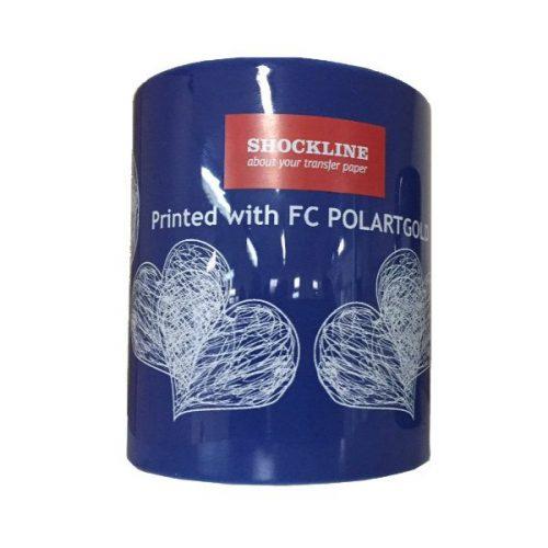 Shockline FC PolartNEW sert zemin transfer kağıdı kupa