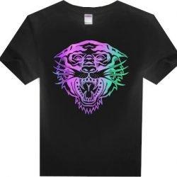 Rainbow Reflektif Flex Tekstil Folyosu